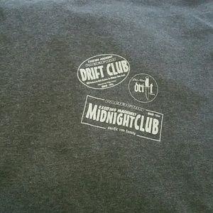 Xl drift car shirt